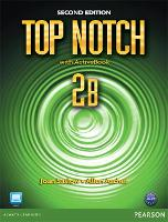 Top Notch 2B Split: Student Book with ActiveBook and Workbook