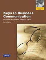 Keys to Business Communication: International Edition (Paperback)