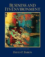 Business and Its Environment (Hardback)