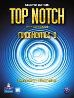Top Notch Fundamentals B Split: Student Book with ActiveBook and Workbook and MyEnglishLab