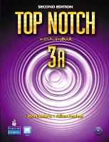 Top Notch 3A Split: Student Book with ActiveBook and Workbook and MyEnglishLab