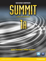 Summit 1A Split: Student Book with ActiveBook and Workbook (Paperback)
