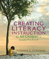 Creating Literacy Instruction for All Children in Grades Pre-K to 4 (Paperback)