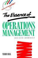 Essence Operations Management (Paperback)
