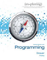 Exploring Getting Started with Programming (Spiral bound)