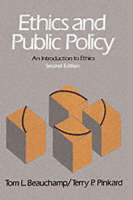 Ethics and Public Policy: Introduction to Ethics (Paperback)