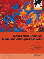 Managerial Decision Modeling with Spreadsheets (Paperback)