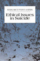 Ethical Issues in Suicide (Paperback)