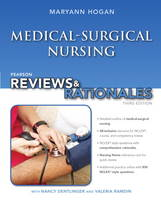 """Pearson Reviews & Rationales: Medical-Surgical Nursing with """"Nursing Reviews & Rationales"""" (Paperback)"""