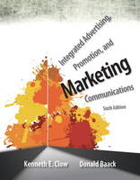Integrated Advertising, Promotion, and Marketing Communications (Paperback)