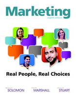 Marketing: Real People, Real Choices Plus MyMartketingLab with Pearson eText -- Access Card Package
