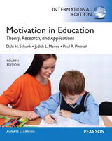 Motivation in Education: Theory, Research, and Applications (Paperback)