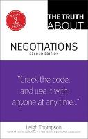 Truth About Negotiations, The - Truth About (Paperback)