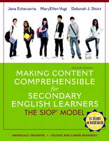 Making Content Comprehensible for Secondary English Learners: The SIOP Model (Paperback)