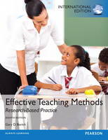 Effective Teaching Methods: Research-Based Practice: International Edition (Paperback)