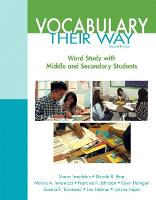 Words Their Way: Vocabulary for Middle and Secondary Students (Paperback)