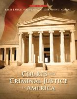 Courts and Criminal Justice in America (Paperback)