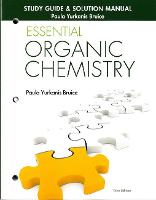 Study Guide & Solution Manual for Essential Organic Chemistry (Paperback)