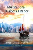 Multinational Business Finance (Hardback)