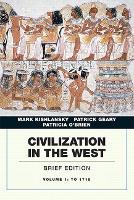 Civilization in the West, Volume 1 (Paperback)