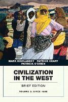 Civilization in the West, Volume 2 (Paperback)