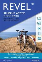 Revel for Interpersonal Communication: Relating to Others -- Access Card (Digital product license key)