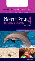 NorthStar Listening and Speaking 4 Interactive Student Book with MyLab English (Access Code Card) (Digital product license key)
