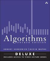 Algorithms, Fourth Edition (Deluxe): Book and 24-Part Lecture Series