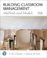 Building Classroom Management: Methods and Models (Paperback)