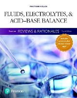 Pearson Reviews & Rationales: Fluids, Electrolytes, & Acid-Base Balance with Nursing Reviews & Rationales (Paperback)
