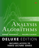 Analysis of Algorithms, Deluxe Edition: Book and 9-part Lecture Series