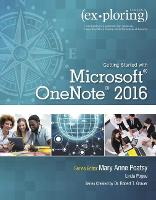 Exploring Getting Started with Microsoft OneNote 2016 (Paperback)