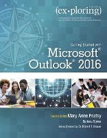 Exploring Getting Started with Microsoft Outlook 2016 (Paperback)