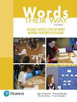 Words Their Way: Word Sorts for Within Word Pattern Spellers (Paperback)