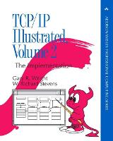 TCP/IP Illustrated, Volume 2 (paperback): The Implementation - Addison-Wesley Professional Computing Series (Paperback)