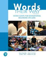 Words Their Way Word Sorts for Derivational Relations Spellers (Paperback)