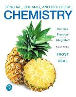 General, Organic, and Biological Chemistry (Paperback)