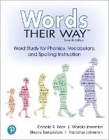 Words Their Way: Word Study for Phonics, Vocabulary and Spelling Instruction (Paperback)