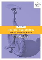 Android Programming: The Big Nerd Ranch Guide - Big Nerd Ranch Guides (Paperback)
