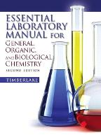 Essential Laboratory Manual for General, Organic and Biological Chemistry (Spiral bound)