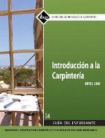 Carpentry Fundamentals Level 1 Trainee Guide in Spanish