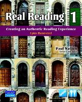 Real Reading 1: Creating an Authentic Reading Experience (mp3 files included) (Paperback)