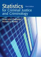 Statistics for Criminal Justice and Criminology (Hardback)