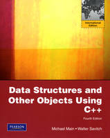 Data Structures and Other Objects Using C++: International Version (Paperback)