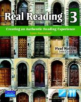 Real Reading 3: Creating an Authentic Reading Experience (mp3 files included) (Paperback)