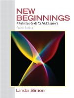 New Beginnings: A Reference Guide for Adult Learners (Paperback)