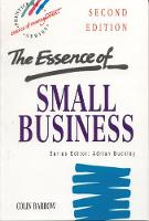 The Essence of Small Business (Paperback)