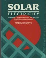 Solar Electricity (Paperback)