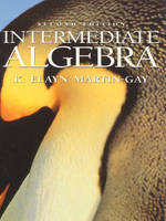 Intermediate Algebra & Student Solutions Manual & How to Study Math to College Math Package