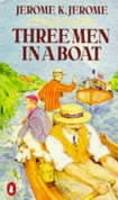 Three Men in a Boat: To Say Nothing of the Dog (Paperback)